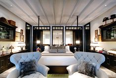 Set on the city-side bank of the Chao Phraya River, The Siam is a luxury boutique hotel in Bangkok. The Siam Hotel offers 39 stylish suites and pool villas.