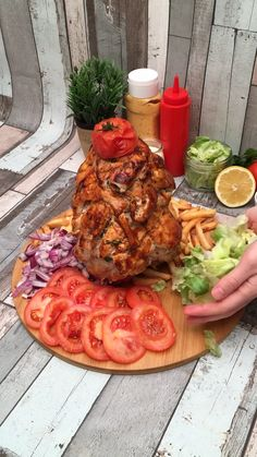 Meat Recipes, Chicken Recipes, Cooking Recipes, Healthy Recipes, Cooking Grill, Breast Recipe, Diy Food, Food Ideas, Food Dishes