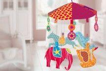 Pakketje om mobiel te maken   DIY babymobiel   leuk als kraamkado via ZOOK.nl