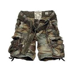 Perfect for camping and fishing where you can just cram everything in your pockets. Lol
