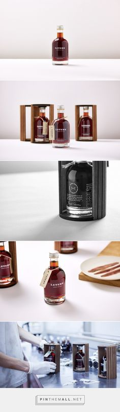 Letern anchovy sauce packaging design by Brandsummit - http://www.packagingoftheworld.com/2017/07/letern.html - created via https://pinthemall.net