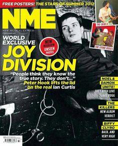 Ian Curtis___ NME
