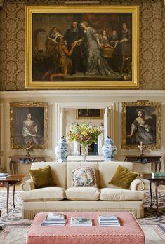 Spencer-Churchill Designs Ltd. Living Rooms