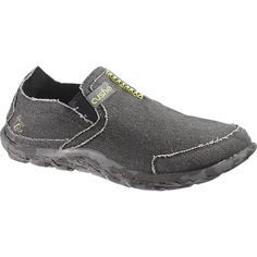 Cushe Slippers. This company from UK makes the most comfortable, laid back and cool looking shoes ever.