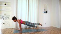 Free Vinyasa Power Yoga Class with Briohny Smyth