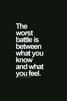 Battle within