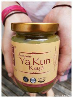 Kaya - Pâte à tartiner à la noix de coco Nutella, Kaya, Good Food, Gluten, Tasty, Desserts, Tips, Candied Fruit, Singapore