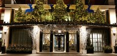 There are many reasons that we love Claridge's, but these three highlights of the entire Claridge's experience are worth the visit to London this season...