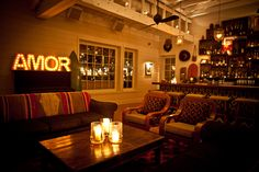 The Bungalow - Santa Monica, CA. Like a house party every night.