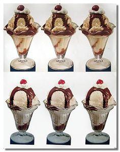 Vintage Ice Cream Sundaes - Fountain Favs - www.darrylsicecreamsolutions.com