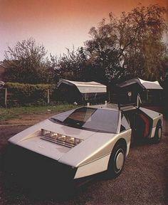 Aston Martin Bulldog Concept Car (1980)