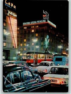 Wykop.pl - newsy, aktualności, gry, wiadomości, muzyka, ciekawostki, filmiki Old Pictures, Old Photos, Pictures Of Beautiful Places, Warsaw Poland, European Countries, Old Ads, Night City, Old City, Eastern Europe