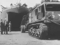 Preparation for D-Day invasion - YouTube