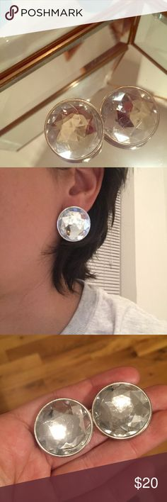 Large Stud Earrings SUPER FUN Large Stud Earrings SUPER FUN // 15% off on bundles. I ship same-day from pet/smoke-free home. Buy with confidence. I am a top seller with close to 400 5-star ratings and A LOT of love notes. Check them out.  Urban Outfitters Jewelry Earrings