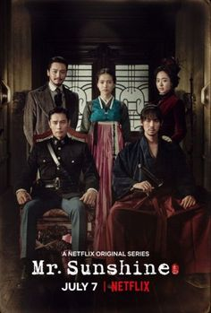 Upcoming K-drama Mr. Sunshine will premiere exclusively on Netflix starting July with episodes streaming on the same day of its Korean broadcast in the U. and Asian territories excluding Korea. Jung So Min, Drama Film, Drama Movies, Drama Drama, Best Historical Dramas, Historical Romance, Kdrama, Korean Tv Series, Watch Korean Drama