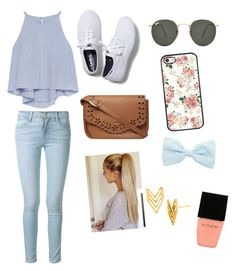 """Summer style#1"" by liltwinki on Polyvore"