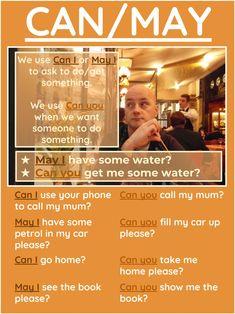 CAN/MAY – AskPaul English  #ielts #toefl #grammar #learnenglish #english #tefl