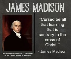 America was founded on the King James Bible! The Bible should be not only allowed in public school, but taught.