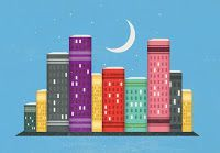 City Slickers: 5 books about the urban experience (NPR) Summer Books, Summer Reading Lists, I Love Books, Books To Read, Love Art Images, City Slickers, World Of Books, Book Illustration, Book Nerd