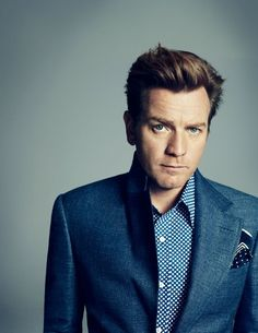 ewan mcgregor + oh hey nice outfit too.