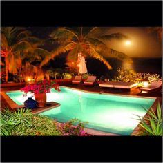 Ranchos de Chana view at night... can I just have this in my backyard??