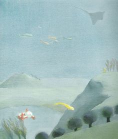 "Lisbeth Zwerger Illustrations for ""The Little M... - Book Artists and Their Illustrations - Quora"
