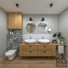 Bathroom Floor Plans, Bathroom Flooring, Wall Mounted Bathroom Sinks, Bathroom Storage, Bad Inspiration, Bathroom Inspiration, Bathroom Design Luxury, Modern Bathroom, Interiors Online