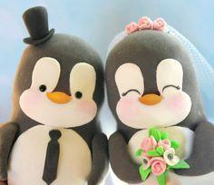 Noivinhos para bolo personalizados. Inspire-se e escolha o seu topo de bolo preferido! #casamento #casarcasar