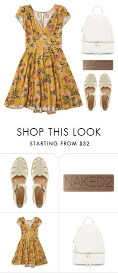"""""""s u n n y"""" by wildfawn ❤ liked on Polyvore featuring YMC, Urban Decay and Urban Expressions"""