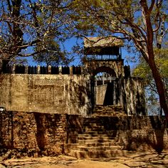 Royal Hill of Ambohimanga, Madagascar - The royal city and burial site is a spiritual and sacred site which has created strong feelings of national identity for several centuries.