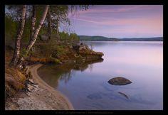 Тихий вечер на Таватуе. Автор: Vadim Balakin