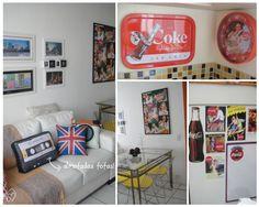 Um pouco mais de coca por favor! #laemcasa #casadasamigas #blog #coca #decor