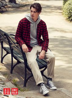 Men Outfits Flannel - men outfits flannel – Men Shoes / men outfits casual ^ men outfits swag ^ men outfits summer ^ men outfits urban ^ stylish m Source by dixiesfpolicastri - Red Flannel Outfit, Plaid Shirt Outfits, Guy Outfits, Grunge Outfits, Stylish Outfits, Flannel Over Hoodie, Mens Flannel, Flannel Shirts, Hoodie Outfit