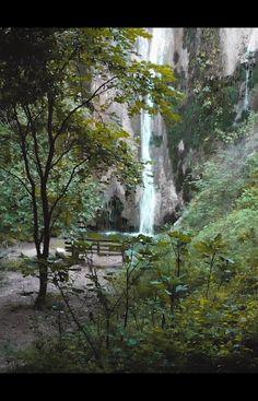 """95 """"Μου αρέσει!"""", 2 σχόλια - George Katehis   Photographer (@giwrgoskatehis) στο Instagram: """"1 Minute Nature Vibes • A CINEMATIC WATERFALL B ROLL • Nymfes • Corfu, Greece Nature's magical way…"""" Corfu, Landscape Photography, Waterfall, Outdoor, Instagram, Outdoors, Scenery Photography, Landscape Photos, Waterfalls"""