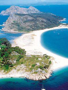 Las Illas Cíes, espectacular Parque Natural en pleno corazón de las Rías BaixasLas Illas Cíes, espectacular Parque Natural en pleno corazón de las Rías Baixas