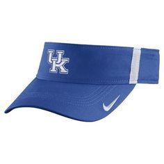 Nike™ Men s University of Kentucky AeroBill Sideline Visor 307ec85c7091