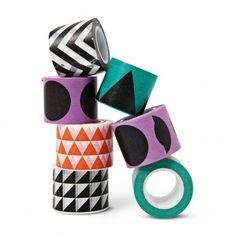Tämä on Flying Tiger Copenhagen! Tiger Store, Masking Tape, Doorway, Napkin Rings, Ireland, February, Gifts, Accessories, Ideas