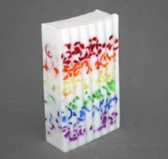 Set of 10 Confetti Soaps - party favor wedding favor shower favor gay wedding rainbow fun soap Lush Soap, Diy Confetti, Homemade Soap Recipes, Soap Packaging, Handmade Soaps, Diy Soaps, Home Made Soap, Stores, Soap Making