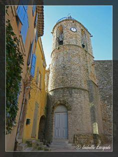 Clocher en pays Varois... http://mistoulinetmistouline.eklablog.com https://www.facebook.com/pages/Mistoulin-et-Mistouline-en-Provence/384825751531072?ref=hl