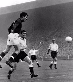 The Forgotten Legends of Football: Sándor Kocsis Football Icon, Football Fans, Football Players, Fifa 100, Cricket England, International Rugby, National Stadium, Famous Stars, Sports