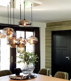 Project Styled by Mie Salon Lighting, Interior Lighting, Home Lighting, Deco Luminaire, Luminaire Design, Dining Table Lighting, Linear Lighting, Interior Desing, Room Lamp