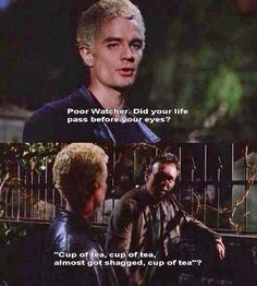 spike quotes buffy the vampire slayer \ spike vampire + spike vampire face + spike vampire gif + spike vampire art + spike vampire costume + spike vampire wallpaper + buffy the vampire slayer spike + spike quotes buffy the vampire slayer Spike Quotes, Tv Quotes, Random Quotes, Funny Quotes, John Hart, Spike Buffy, Buffy Summers, Joss Whedon, Our Lady