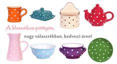 Pöttyös Otthon Sugar Bowl, Bowl Set, Jar, Mugs, Tableware, Minden, Home Decor, Dinnerware, Decoration Home