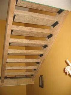 Best Parallam Stair Treads Stringer Remodel Pinterest 640 x 480