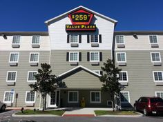 As far as extended stay hotels, we are the MOST cost effective option in Gainesville!