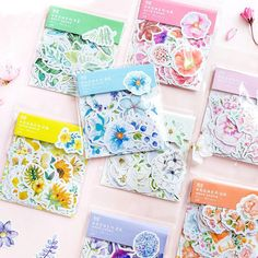 Secret Garden Stickers  DIY Journal Album Decorative Stickers CraftDE