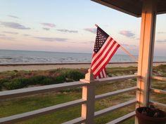 Galveston House Rental: Charming Texas Beachfront Home Located At Prestigious Indian Beach   HomeAway