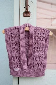 Hand Knitting Tutorials: Melik