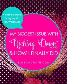 """Why Community Is Essential for You Brand & Busines   My Biggest Issue With """"Niching Down"""" & How I Finally Did   BlissandFaith.com"""