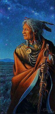 """The old Lakota was wise. He knew that man's heart away from nature becomes hard."" —LUTHER STANDING BEAR, OGLALA SIOUX ..*"